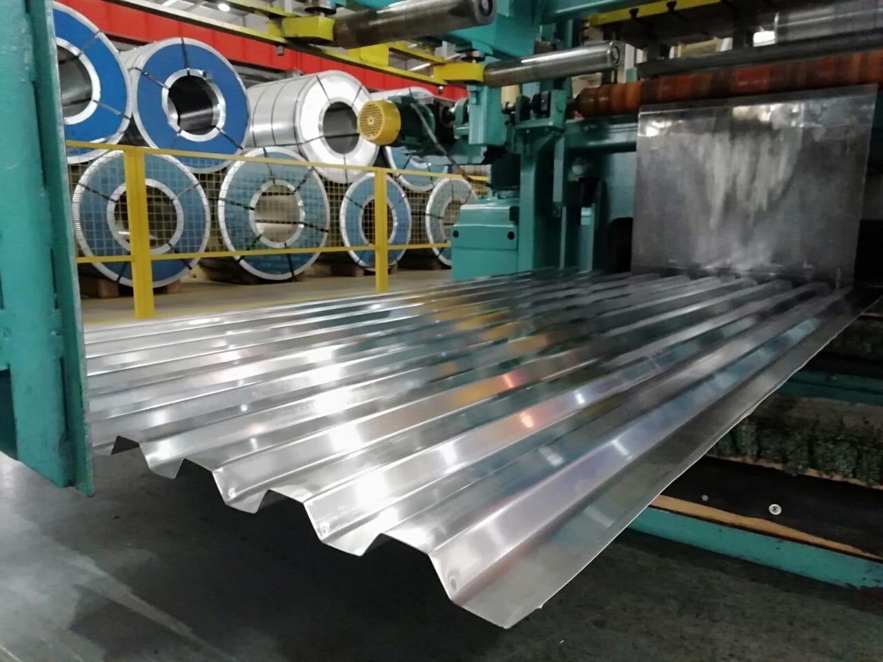 ООО «Регион Сталь» производит профнастил из алюминия АМГ2М, АД1Н, АМГ2Н, АД1Н2.